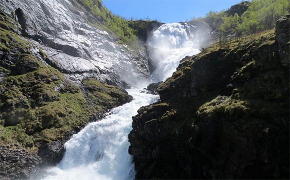 ショースの滝