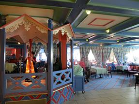 ホテル ウーレンスバングのレストラン