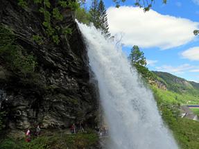 スタインダールの滝
