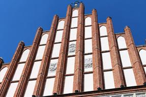 ワルシャワ歴史地区の街角・聖ヤン大聖堂(洗礼者ヨハネ大聖堂)