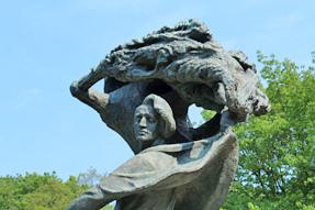 ショパン像