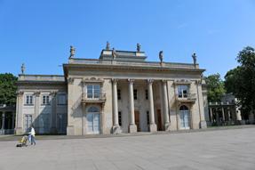 ワジェンキ王宮