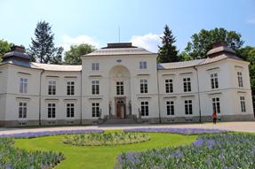 ワジェンキ公園・ミシレビツキ宮殿