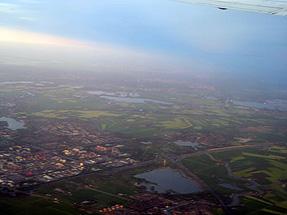 スキポール空港〜リスボン空港