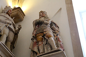アルコバサ修道院・アフォンソ1世