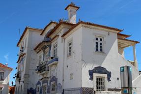 旧アヴェイロ駅舎