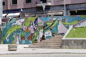 アヴェイロ市街