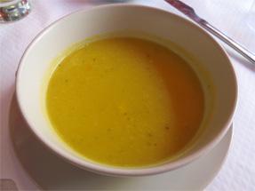 野菜のクリームスープ