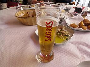 ポルトガルビール・サグレス