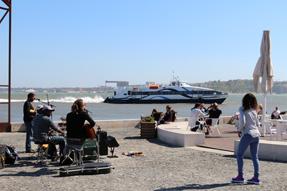 リスボン港