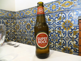 ポルトガルビール・SUPER ROCK