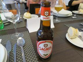 ポルトガルビール・SAGRES