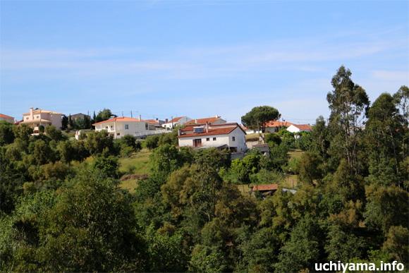 バターリャからの道風景