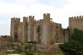 オビドスの城・ポザーダ・ド・カステロ