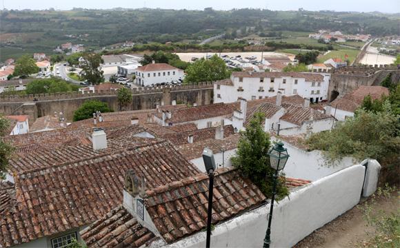オビドス旧市街