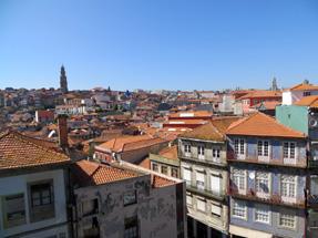 ポルト旧市街