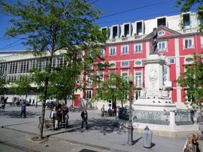 ポルト市街地