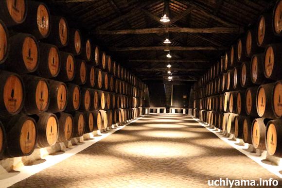 ポートワイン・SANDEMAN