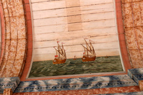 シントラ王宮・ガレー船の間