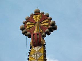 サグラダ・ファミリア聖堂・生誕のファサード