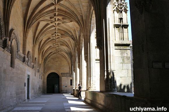 カテドラルの回廊
