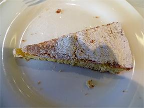 サンティアゴ風ケーキ