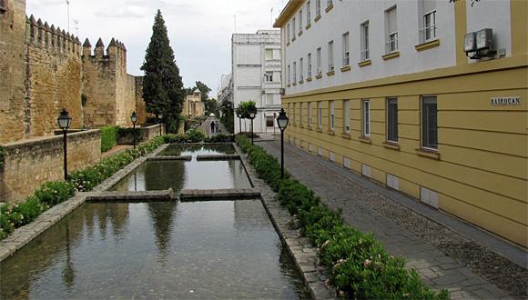 コルドバの街角
