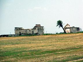 コルドバへの道風景