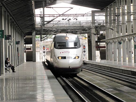 鉄道の旅・コルドバ駅