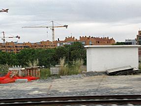 鉄道の旅・車窓風景