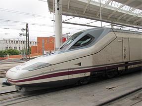 鉄道の旅・マドリード駅