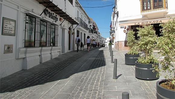 ミハスの通り