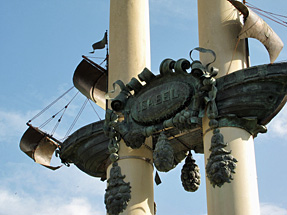 コロンブスの記念碑