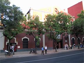 セビリアの街角