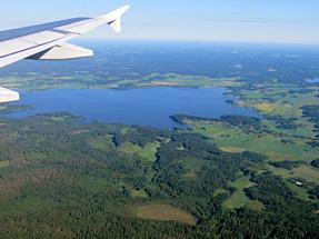 ヘルシンキ空港〜ストックホルム空港