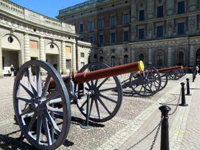 スウェーデン王宮