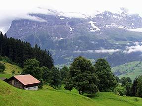 スイス・グリンデルワルト
