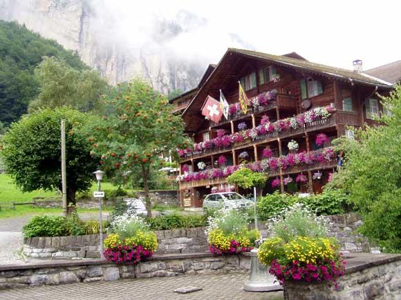 旅行者の宿泊施設
