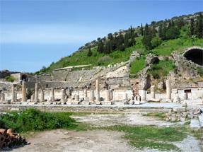 エフェソス都市遺跡