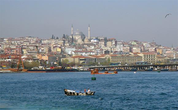 イスタンブールの景観