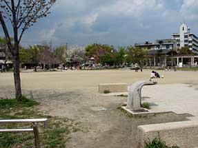 坊城通・光徳公園