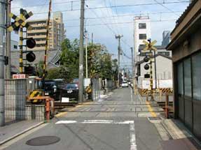 坊城通・京福嵐山線