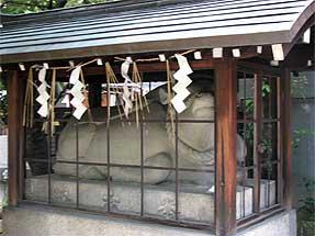 仏光寺通・菅大臣神社