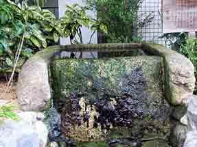 仏光寺通・豊園水