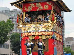 祇園祭・岩戸山