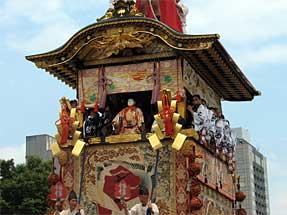 祇園祭・菊水鉾