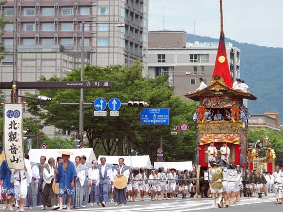祇園祭・北観音山