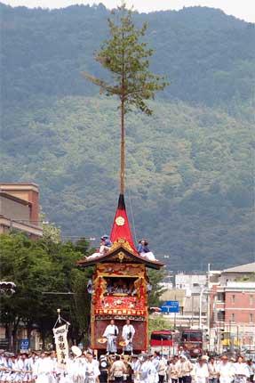 祇園祭・南観音山