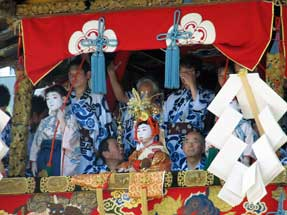 祇園祭・長刀鉾