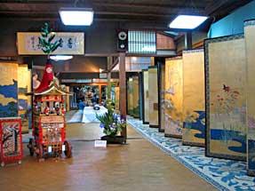 祇園祭・屏風祭
